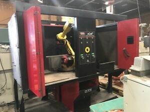 Lincoln Electric Ecell Robotic Welding Cell