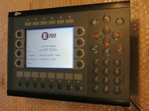 Beijer E700 type 04420a Operator Interface Panel