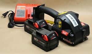 new Fromm P 328 1 2 Full Kit 18v Battery Strapping Tool Orgapack Signode