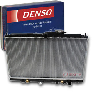 Denso Radiator For Honda Prelude 2 2l L4 1997 2001 Coolant Antifreeze Yh