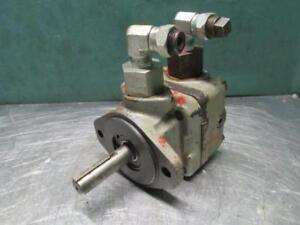 Vickers M2u 1s18s 1c 10 High Speed Hydraulic Vane Motor 1 32 Cu in 2800 Rpm