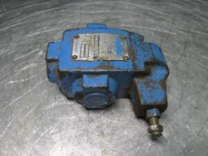 Vickers Ct 06 f 50 Hydraulic Pressure Relief Valve 1500 To 3000 Psi