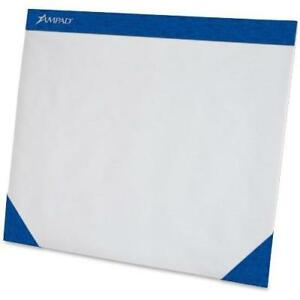 Ampad Desk Pad size 22 X 17 No Ruling 75 Sheets Per Pad 24 001