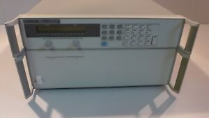 Agilent hp 6684a 5000 Watt System Power Supply 40v 128a Tested And Working