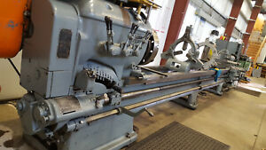 Lodge Shipley 25 X 25 Lathe