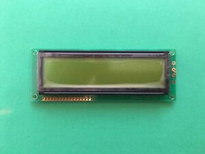 Displaytech 162f bc bc Lcd Display Module 16 Char 2 Line 1 Pc