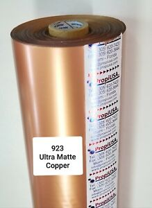 Hot Stamping Foil 923 Ultra Matte Copper 24 In X 1000 Ft Propiusa