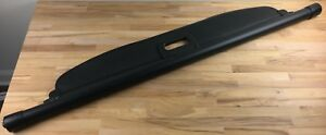 Oem Jeep Grand Cherokee Retractable Cargo Cover Black 11 18 Trunk Security Shade