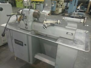 Hardinge Precision Lathe Model Dv 59