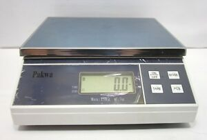 Professional Digital Tabletop Scale Shipping Parcel Scale By Pakwa