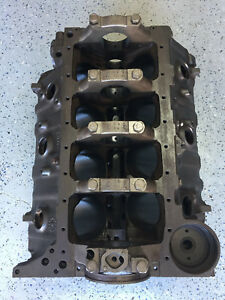 1966 Chevelle Corvette Big Block Chevy 396 2 Bolt Block 3902406 L 12 6 Standard