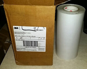 3m 427 Premium Performance Aluminum Foil Tape 12 X 60 Yards