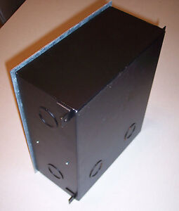 New Fsr Fl 1000 Cable Electric Floor Box Outlet 10 X 12 X 5 Fl1000 5 Depth