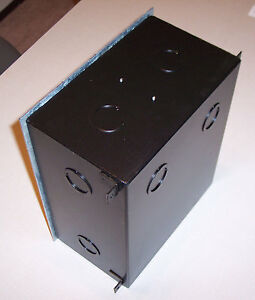 New Fsr Fl 1000 Cable Electric Floor Box Outlet 10 X 12 X 6 Fl1000 6 Depth