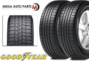 2 X New Goodyear Assurance All Season 195 65r15 91t High Quality Tires