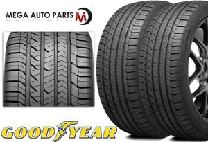 2 X New Goodyear Eagle Sport All Season 195 65r15 91v Performance Tires
