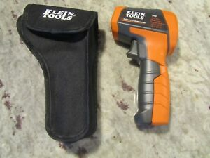 Klein Tools Dual Laser Infrared Thermometer Ir5