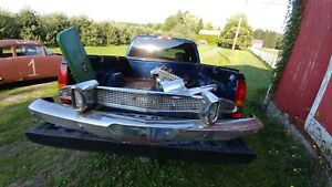 1956 Desoto Front Bumper And Grille Assembly Lead Sled Rat Rod