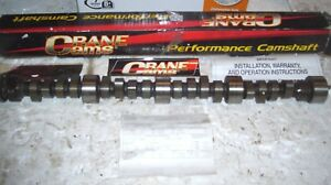 Crane Hydraulic Flat Tappet Camshaft Chevy Bbc 396 454 553 571 Lift 134561