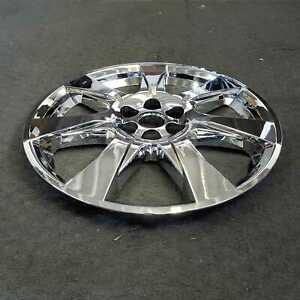 New 20 Chrome Clad Wheel Cover For 2010 2013 Cadillac Srx Oem Quality 4666