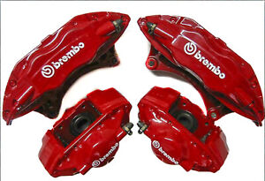 Brembo Vinyl Logo For Mitsubishi Evolution 8 9 10 Calipers High Quality