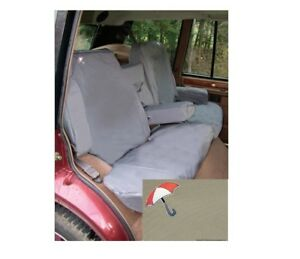Land Rover Range Rover Classic 87 95 Rear Waterproof Seat Covers Set Da2804sand
