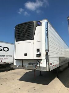 2013 Wabash Trailer arcticlite W carrier 2500x Reefer Van