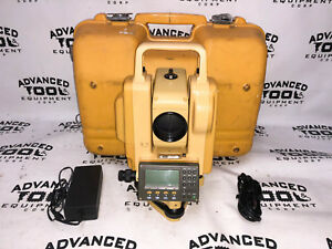 South Nts 355 Total Station Dual Display Transit W Charger Battery And Case