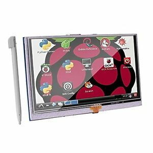 5 Inch Resistive Touch Screen 800x480 Hdmi Tft Lcd Display Module Panel Usb Port
