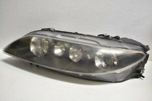 06 07 Mazdaspeed6 Headlight Lamp Left Driver Lh Ms6 Mazda Speed 6 2006 2007