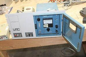 Vacuum Atmospheres Oxygen Analyzer Ao 316c