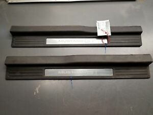 Ford Mustang Svt 2011 2014 Led Door Sill Plate Step Pad Pair Set