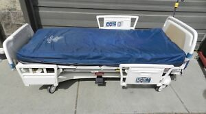 Stryker Secure 2 Bed With Scale And Nurse Call And Mattress