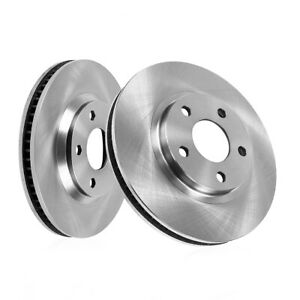 Front Brake Disc Rotors For 1999 2000 2001 2002 2003 2004 Jeep Grand Cherokee