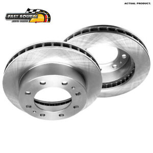 Front Rotors For Chevy Silverado Suburban Express Yukon Sierra Deville Avalanche