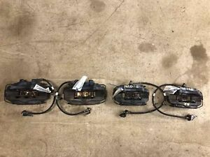 Complete Set Front Rear Brembo Caliper Calipers Chevy Camaro Ss Ls3 6 2 10 15