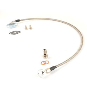 Turbo Oil Feed Line Kit Mazda Rx 7 Fd3s With Garrett T3 T4 T04 Series Turbo