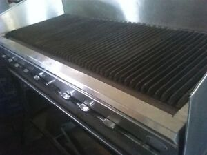 60 Dcs Gas Char Broiler Heavy Duty Grill 5 Propane With Base And Cover