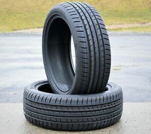 2 New Cosmo Muchomacho 255 35r20 Zr 97y A s High Performance Tires