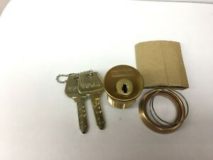 New Sargent Keso Mortise Lock Cylinder High Security 2 locksmith Dimple Keys