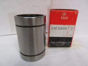 New Iko Linear Motion Bush Bearing Lm 254059 Lm254059