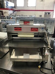 Acme Mrs11 20 Stainless Double Pass Dough Roller Sheeter Refurbished