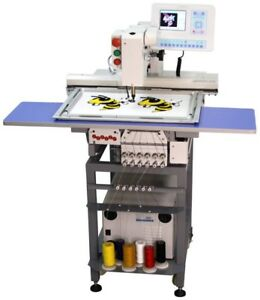 Commercial Embroidery Chenille Machine Ultramatic