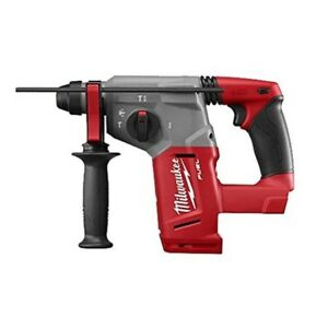Milwaukee Cordless Hammer Drill M18 Fuel 1 Sds Plus Rotary Hammer 2712 20