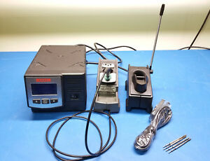 Jbc Dd 1b Solder Station Control Unit With Pa120 a T245a And 4 Tweezer Tips