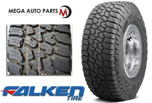 1 X Falken Wild Peak A T3w P285 70r17 117t All Terrain Any Weather Rugged Tires