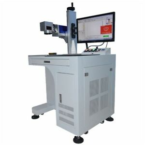 30w Ipg Fiber Laser Marking Machine Laser Engraver For Metal