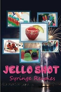 Halloween Parties 50 Pack Jello Shot Syringes 50 Recipe E book 1 5ounce Reusable
