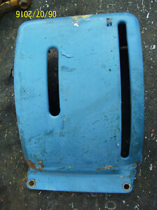 Vintage Ford 1210 3 Cyl Diesel Tractor Trans Lever Cover