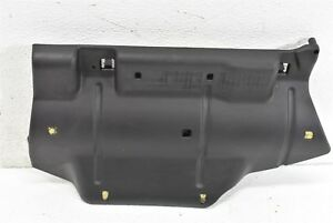 2007 2009 Mazdaspeed3 Right Foot Well Fuse Cover Panel Speed 3 07 09